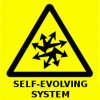 Warning sign for the 21st century - Self-evolving System