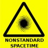 Warning sign for the 21st century - Nonstandard Spacetime