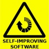 Warning sign for the 21st century - Self-improving Software