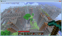 Minecraft - Working CPU with RAM, branching, etc IMG 1