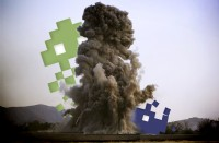 Invaded Space - Space Invaders in the Afghanistan War