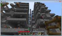 Minecraft - Working CPU with RAM, branching, etc IMG 4