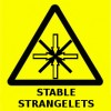 Warning sign for the 21st century - Stable Strangelets